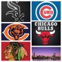 Cubbies and Blackhawks and Bears, Oh My!!!